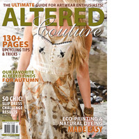 Altered Couture Autumn 2014