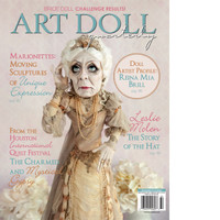 Art Doll Quarterly Summer 2013