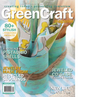 GreenCraft Magazine Spring 2013