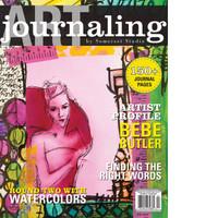 Art Journaling Winter 2014