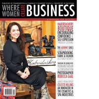 Where Women Create Business Summer 2015