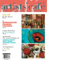Artists' Cafe 2012 Volume 6