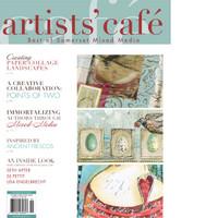 Artists' Cafe 2014 Volume 8