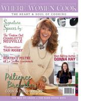 Where Women Cook Autumn 2012