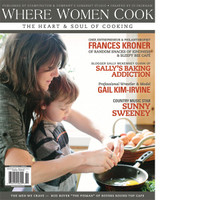 Where Women Cook Spring 2015