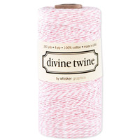 Divine Twine Baker's Twine — Cotton Candy