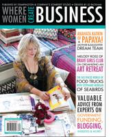 Where Women Create BUSINESS Summer 2013