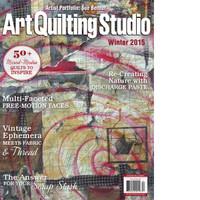 Art Quilting Studio Winter 2015