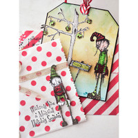 Naughty or Nice Project by Shannon Sawyer