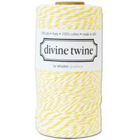 Divine Twine Baker's Twine — Lemon