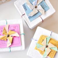 Pretty Pinwheel Boxes Project