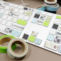 Washi Wonderboard Project by Tawnye Vaughan
