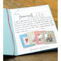 Somerset Gift Announcements Presentation Inspiration Project