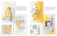 Art Journaling Summer 2013