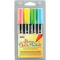 Marvy Uchida Bistro Chalk Markers - Fluorescent