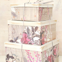 Fireweed Boxes Set Project