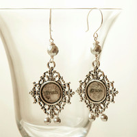 My Truth and Grace Earrings Project by Kristen Robinson