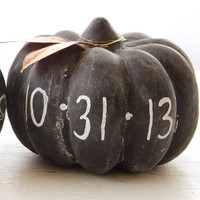 Chalkboard Pumpkins Project