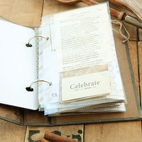 Family Recipe Journal Project
