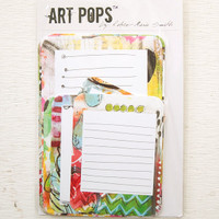 Art Pops Cards - Lo's Serendipity by Roben-Marie Smith