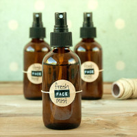 DIY Fresh Face Mist Project
