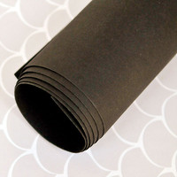 Kraft—Tex Kraft Paper Fabric Black 18 x 54