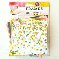 Prima Marketing Insta-scrap — 4 x 4 Frames