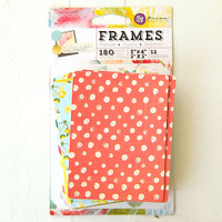 Prima Marketing Insta-Scrap — 3 x 4 Frames