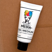 Ranger Ink Dina Wakley Media Gel Medium (Soft) — 2 oz. Tube