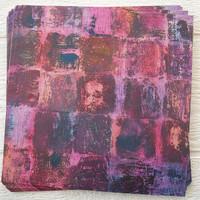 Lynne Perrella Artist Paper Solid Plum 50 pack