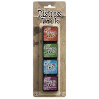 Ranger Ink Tim Holtz Distress Ink Minis - Kit 2