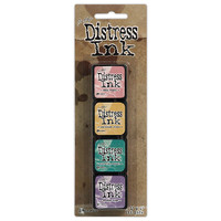 Ranger Ink Tim Holtz Distress Ink Minis — Kit 4