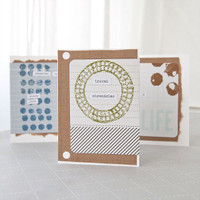 Project Life Quick & Easy Cards