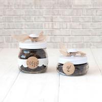 I Heart Coffee Gift Jar Project