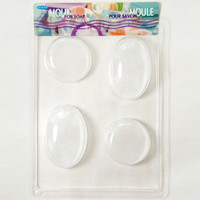 Circle & Oval Soap Mold