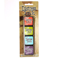 Ranger Ink Tim Holtz Distress Ink Minis — Kit 8