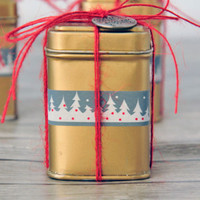Eucalyptus & Lavender Candle Gift Project
