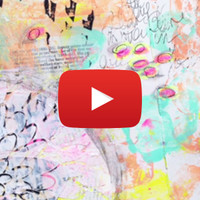 15 Minutes of Mixed Media — A Lesson in Art and Time Management