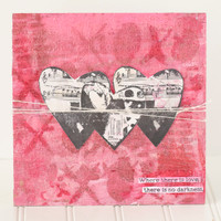 A Valentine€™s Day Canvas Project