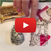 Tissue Paper Magic with ICE Resin