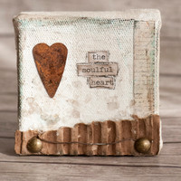 The Soulful Heart Mini Canvas Project
