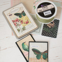 Sweet Springtime Cards Project