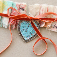 Re-Craftable Journal Gift Wrap Project by Johanna Love