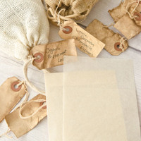 Easy Tub Tea Sampler Project by Johanna Love