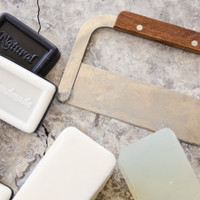 Using Stamps in Soap-Making Project by Christen Hammons