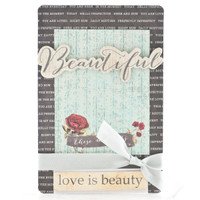 Perfectly Imperfect Cards Project