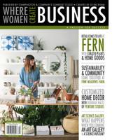 Where Women Create BUSINESS Autumn 2015