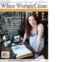 Where Women Create Winter 2016
