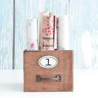 Five Ways: Table and Wall Boxes Project
