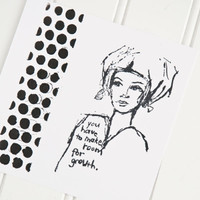 Positive Women Cards Project